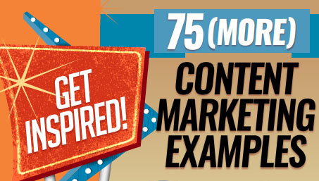 75+ Examples of Killer Content Marketing and How to Do Like It