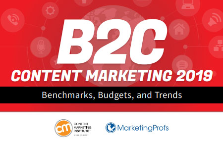 B2C Content Marketing 2019, Benchmarks, Budgets, and Trends - CMI