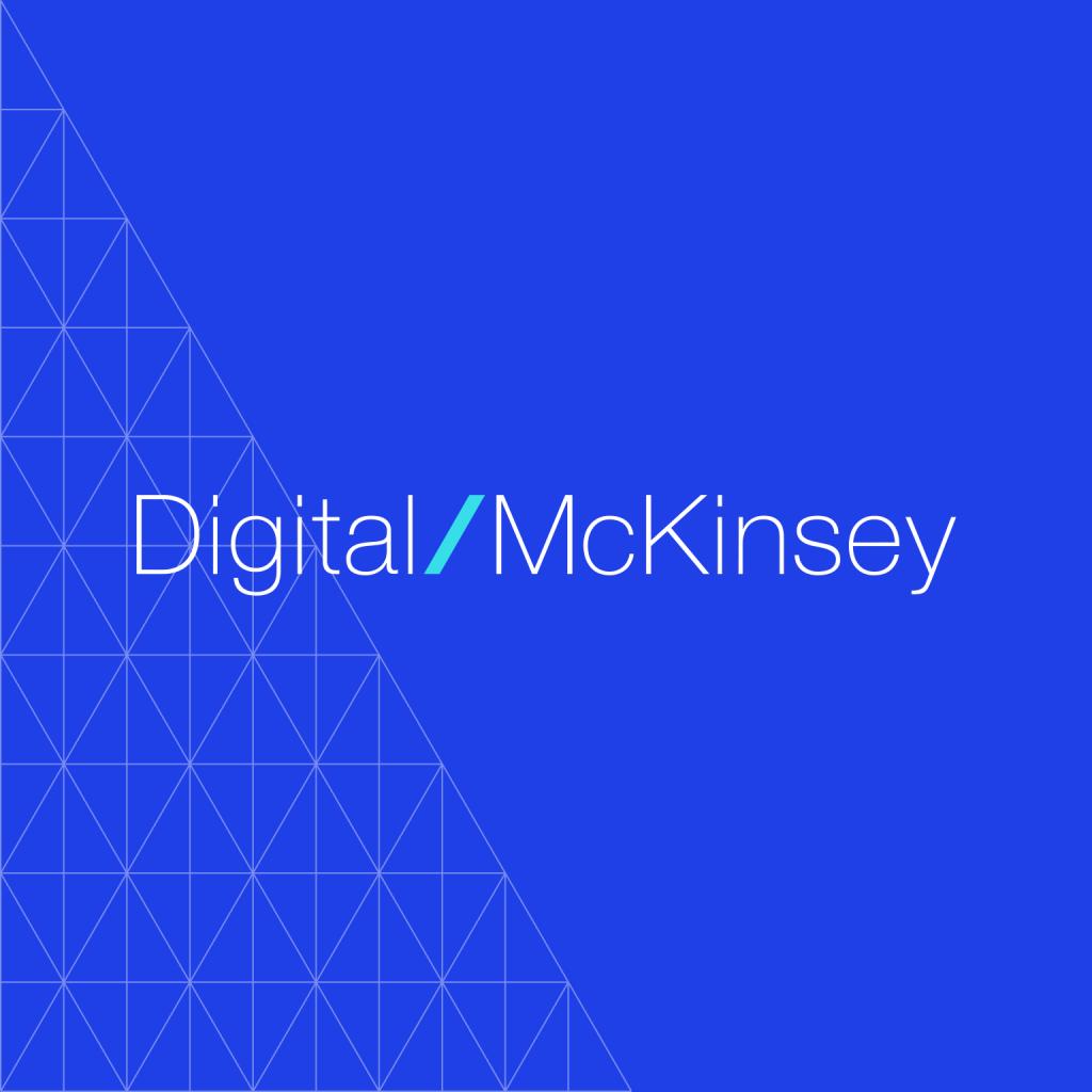 Digital McKinsey Logo