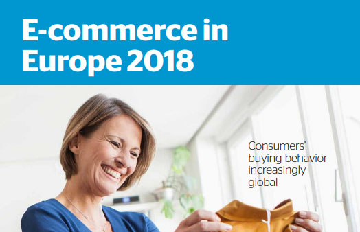 E-Commerce in Europe 2018 - Online Shopping in Europe 2018 - PostNord