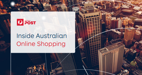 Inside Australian Online Shopping, 2018 Australia Post