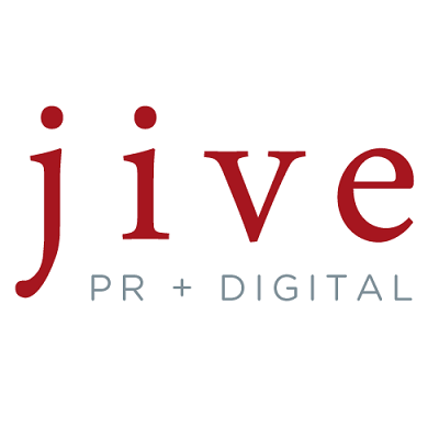 Jive's mission is to share stories and ideas that bring people happiness, improve lives and evolve humanity. Jive PR + Digital develops compelling, integrated campaigns that combine PR with social influence to create impactful experiences that resonate with audiences. Jive PR + Digital's team comes to the table with solution-based thinking to hit home runs for clients across the entertainment, consumer brands, tech, and non-profit industries.