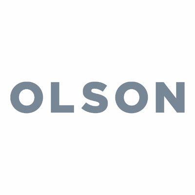 Olson, an ICF International Company, is a forward-leaning creative agency that applies the industry's most sophisticated marketing tools to a very simple yet very powerful operating philosophy: think like people. From their deep commitment to anthropology and analytics to their experience-driven approach to strategic and creative thinking across every platform, they believe that when you think like the people you're trying to connect with, business success will surely follow. Olson is 500 people strong, with offices in Minneapolis, Chicago, New York and Toronto, and serve a broad range of marketing partners including Bauer, Bissell, McDonald's, Hisense, Supercuts, Minnesota and California Lotteries, Belize Tourism, Aurora Health Care, Commerce Bank, and Discover Boating.