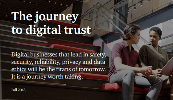 The Journey to Digital Trust - Fall 2018 - PwC