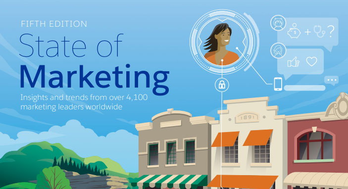 The State of Marketing, 2019 - Salesforce