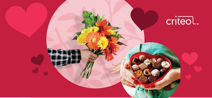 Valentine's Day Romantic Shopping Trends in the US - Criteo
