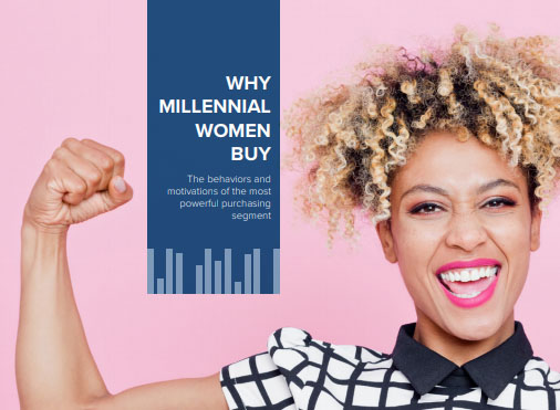 The behaviors and motivations of millennial women, the most powerful purchasing segment - 2019