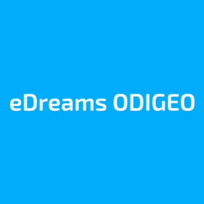 eDreams ODIGEO Logo
