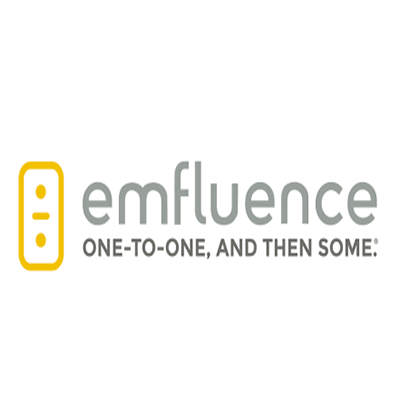 At emfluence, their goal is to turn every client's online marketing effort into an amazing success story. emfluence want to dig in with you, to find out who your customers are, what they like, and where they want to meet you so that together, they can get to know them one-to-one and then some. emfluencehas been around long enough to go through their fair share of coffee mug slogans, but there's one they still like to call up from the archives: they've been doing digital since dial-up.