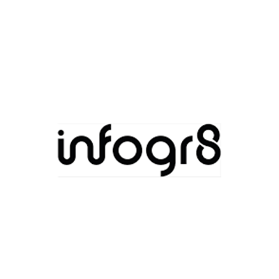 infogr8 is a digital marketing agency in London. Business models are changing faster than ever before and data has become the linchpin. infogr8 utilize big data to support new business cases, whether it's enabling your customers to pinpoint needs faster, deliver business efficiencies or automate processes. Their data-informed approach allows them to draw insights, identify opportunities, and develop frameworks that can evolve at the pace of your business.