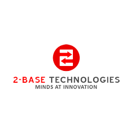 2Base is a full-service Interactive Digital Agency that offers creative, strategic and technical development of wide range of products and services including Technology Consulting, Web / Mobile Applications Design and Development, E-commerce Applications, ERP Solutions, IOT and Big Data Technologies as well as White Label Car Pooling and Ride Sharing Solutions. 2Base aims to integrate highly competitive technology to help businesses grow by acting as a bridge between the clients and their success.Founded in 2009, 2Base started as a Web Application Development Company. By 2013, they bloomed into a team of experts specializing in end to end cutting edge Web and Mobility Services. Today, 2Base operates worldwide with its offices in Kerala(Palakkad, Kochi) in India and its offshore offices in KSA(Khobar) and USA(CT).