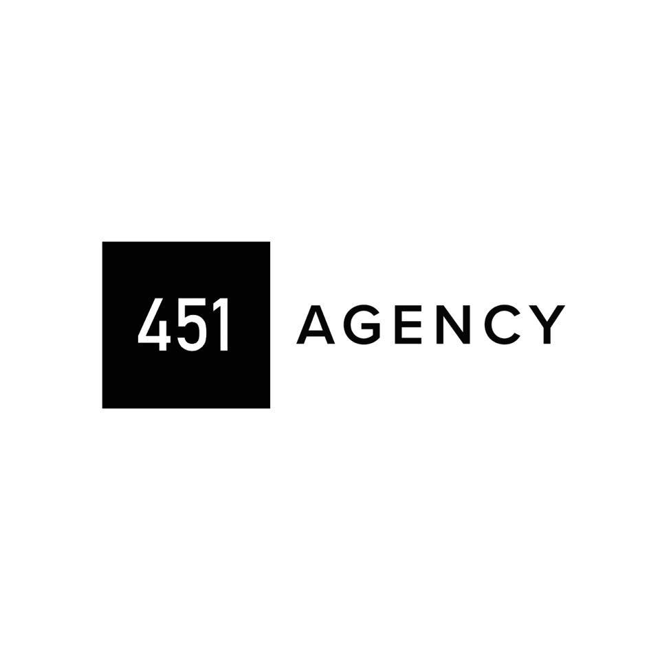 Agency 451 is an award-winning, fully integrated marketing, advertising and communications agency that specializes in creative design, advertising, public relations, digital marketing, media buying, experiential events and content marketing. Headquartered in Boston with offices in New York and Los Angeles, Agency 451 brings the big ideas that help Ignite Brand Love.