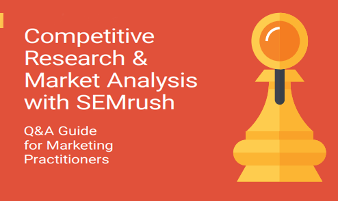 Competitive Research & Market Analysis with SEMrush - How to Analyze your Competitors