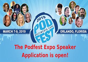 PodFest Multimedia Expo 2019