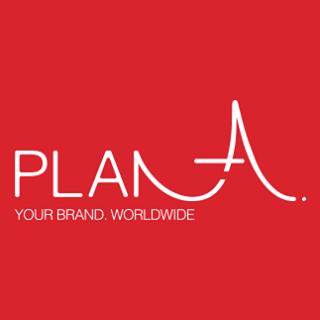 PLAN A Logo: A full-service digital marketing agency Dubai   DMC