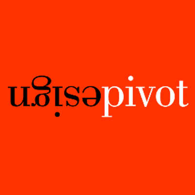 For more than 25 years Pivot Design has been creating branding and marketing experiences that inspire people, build loyalty, and deliver value. With more than 40 professionals working across Boston, Chicago and San Francisco offices, Pivot is a trusted partner to many of today's leading corporations, organizations and institutions. Pivot's work covers the full spectrum of branding and marketing, with an emphasis on creating smart solutions that deliver real ROI. Pivot Design is committed to helping organizations gain competitive advantage and has achieved success by continuing to exceed expectations.