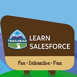 Salesforce myTrailhead Software