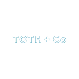 Toth+Co is a privately-owned agency made up of really smart and dedicated people—the kind you would expect from a branding, marketing, advertising and digital firm. Toth + Co is based in Boston, Massachusetts with an office in New York City. Toth + Co are the creative thinkers behind some of the most successful global fashion, lifestyle and retail brands. Their work possesses a thread of optimism sewn into every project.