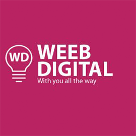 Weeb Digital is a website design and digital marketing ideas company recognized as the 'go to' company for high-end website design, development and tactical digital marketing campaigns. Having successfully since building sine 2009 Weeb Digital has had a great deal work with many companies across multiple sectors and industries. Their goal is to provide their clients with a holistic experience from site conception and design to management and maintenance. Weeb Digital strive to ensure that you are involved in this process end to end adopting a project led approach, utilizing online collaboration tools such as inVision for wire-framing and Basecamp for project management.