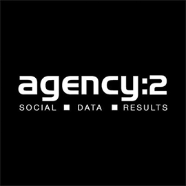 agency:2 is proud to be recognized as one of EMEA's fastest growing tech companies by The Deloitte Technology Fast 500 Award 2017. agency:2 are the 3rd fastest growing company in the UK's media sector and the winners of the global Shorty Award. Their technology combined with innovation and expertise drives social media results that continuously impress their clients. Through their unique social media marketing offering, agency:2 are trusted by global brands and top decision makers.