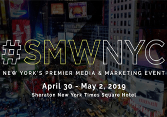 Social Media Week: New York 2019 Conference