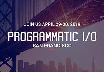 Adexchanger's Programmatic I/o Conference 2019