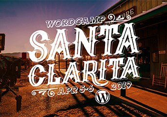 WordCamp Santa Clarita Conference 2019