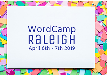 WordCamp Raleigh Conference 2019