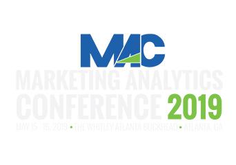 Marketing Analytics & Data Science Conference 2019