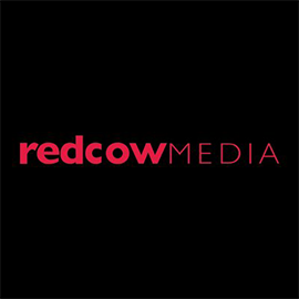 Red Cow Media Logo - the best digital marketing agency manchester