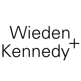 Wieden+Kennedy is creatively driven advertising agency that creates strong and provocative relationships between good companies and their customers.