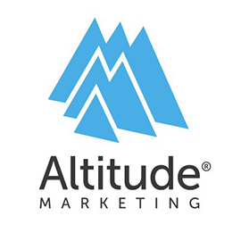 Altitude Marketing a digital marketing and branding agency serves the unique needs of business-to-business companies from early-stage to established.