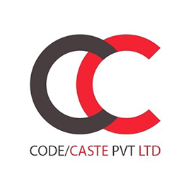 CodeCaste is a leading website design and development agency in India. CodeCaste is a team of young individuals who 'Eat, Pray, Love'​ Codes.