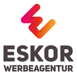 ESKOR Werbeagentur is a branding and communications agency. They are curious and authentic, acting creatively and with entrepreneurial intelligence.