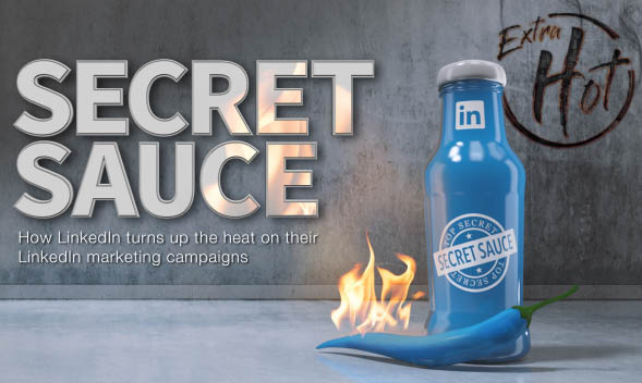 Linkedin Secret Tips for Effective Linkedin Campaigns - An inside look at how LinkedIn turn up the heat on its LinkedIn marketing campaigns