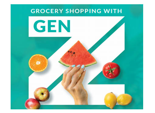 Grocery Shopping With Gen Z: Insights on the Next Generation - A survey conducted in 2019 by Field Agent