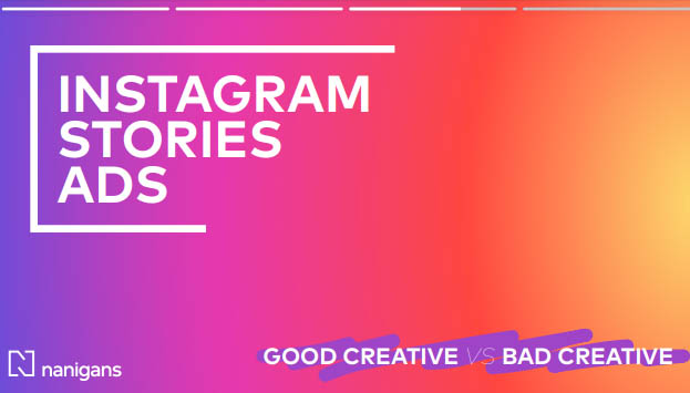 A guide Shows some new tactics to work out and some common pitfalls to avoid. It includes a comparison between good and bad Stories ad creative, some practical tips for successful Stories campaigns, as well as examples of brands doing Stories ads right.