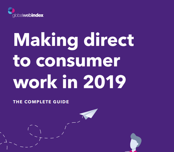 Making direct to consumer work in 2019