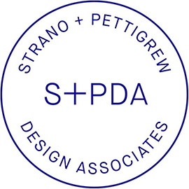 Strano + Pettigrew is a digital strategy and branding agency with a passion for strategic design, fully integrated campaigns and brand building.