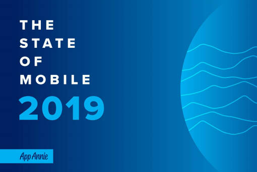 The State of Mobile 2019 shows the top mobile apps, how mobile transformed the retail industry, how mobile became the leading gaming platform, how mobile advertising is on the rise & leading growth in digital ads