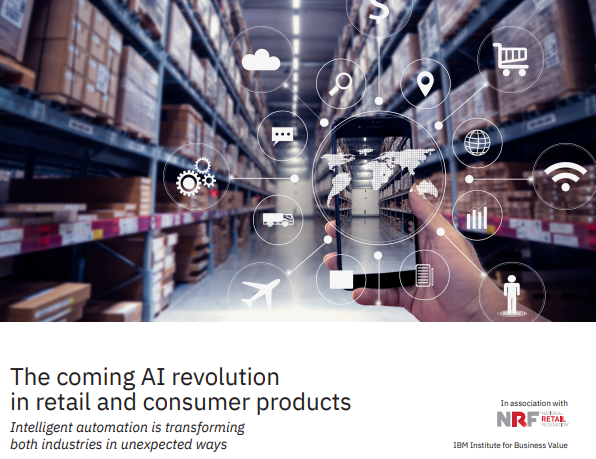 The coming AI revolution report 2019