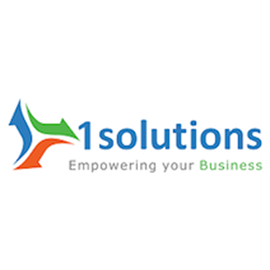 1Solutions is an internet service and solutions firm. 1Solutions are a young, energetic and dedicated team of likely minded people who enjoy their work.