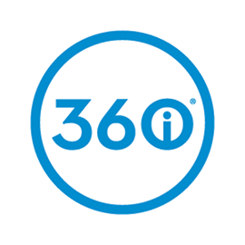 360i is a digital marketing agency that helps brands capitalize on change. They help their clients achieve their objectives and drive their business forward