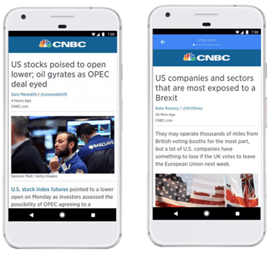 What Is Accelerated Mobile Pages (AMP) and How to Implement AMP? - The Implementation of AMP by BMW - Case Study
