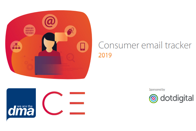 Consumer Email Tracker 2019 report