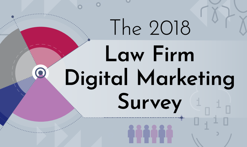 Law Firm Digital Marketing Survey 2018 Cover