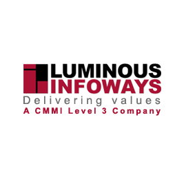 Luminous Infoways is a software company in India. Luminous has delivered world-class solutions successfully for business-critical engagements.