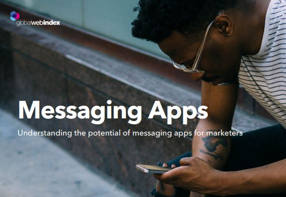 Understanding the potential of messaging apps for marketers Messaging Apps report cover