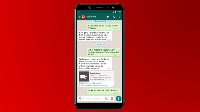 Customer Service through WhatsApp Business | Vodafone Case Study