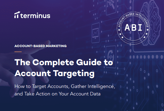 The Complete Guide to Account Targeting: How to get started by building out your total addressable market (TAM), ideal customer profile (ICP), and first account lists. How to scale and improve your targeting with advanced account data enhancement and segmentation